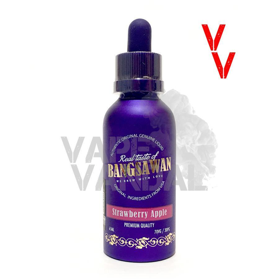 Bangsawan (Blue) - Strawberry Apple - Vape Vandal - Malaysia's #1 vape e-juice store
