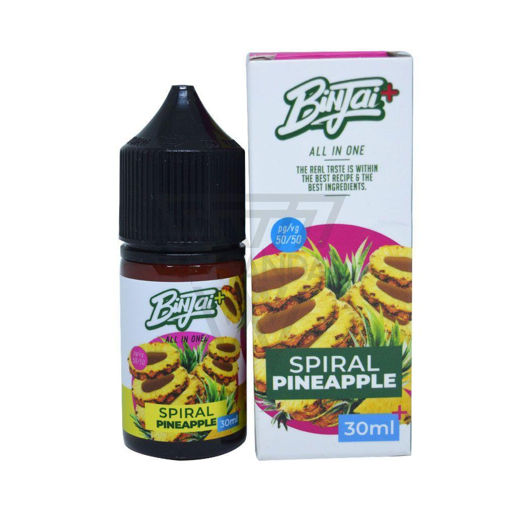 Binjai - Spiral Pineapple (All In One Series) - Vape Vandal - Malaysia's #1 vape e-juice store
