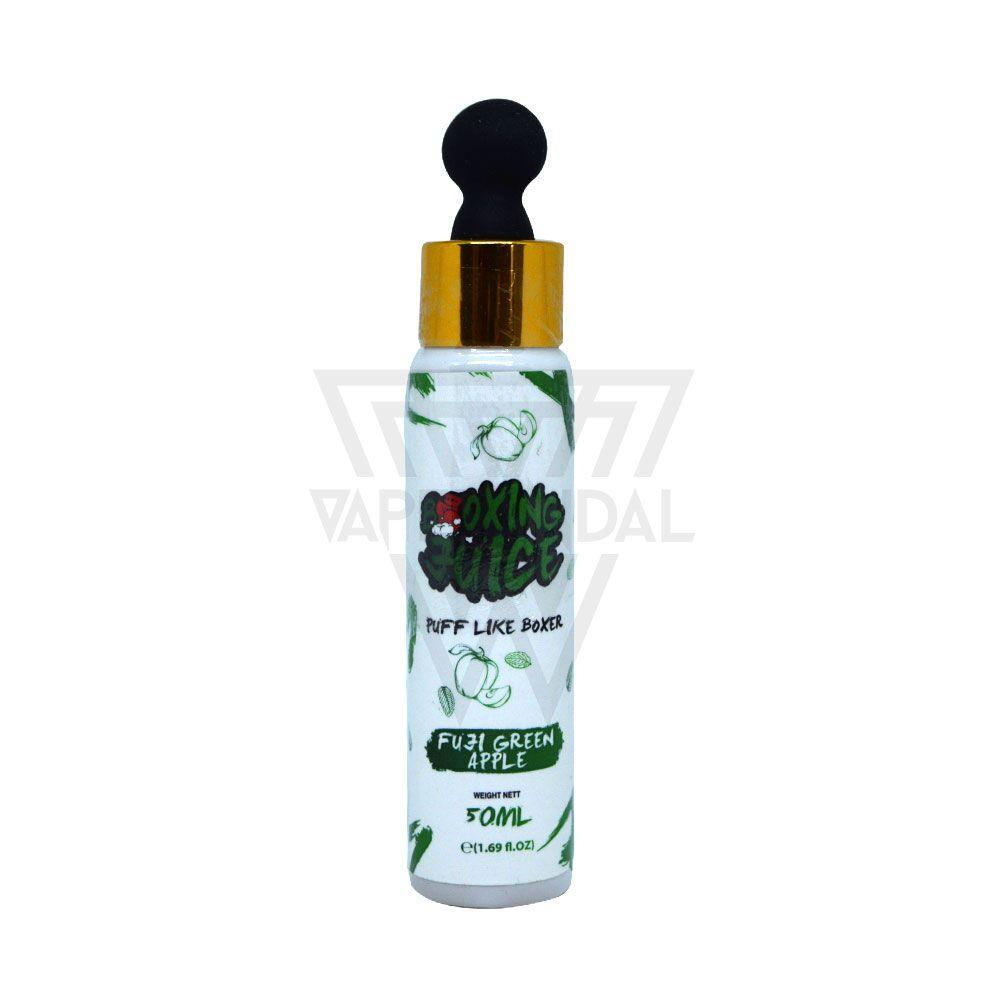 Booxing Juice Local E-Juice 3mg Booxing Juice - Fuji Green Apple