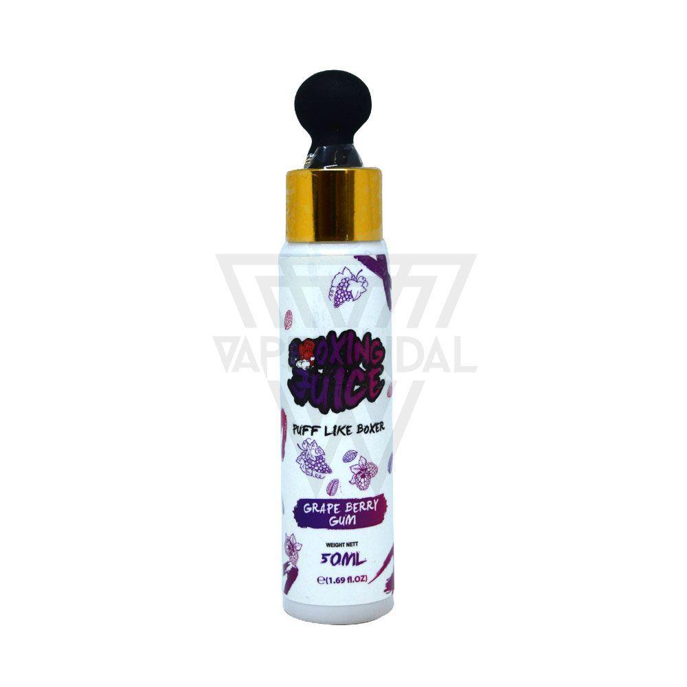 Booxing Juice - Grape Berry Gum - Vape Vandal - Malaysia's #1 vape e-juice store