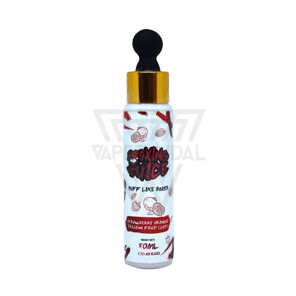 Booxing Juice - Strawberry Orange Passion Fruit - Vape Vandal - Malaysia's #1 vape e-juice store