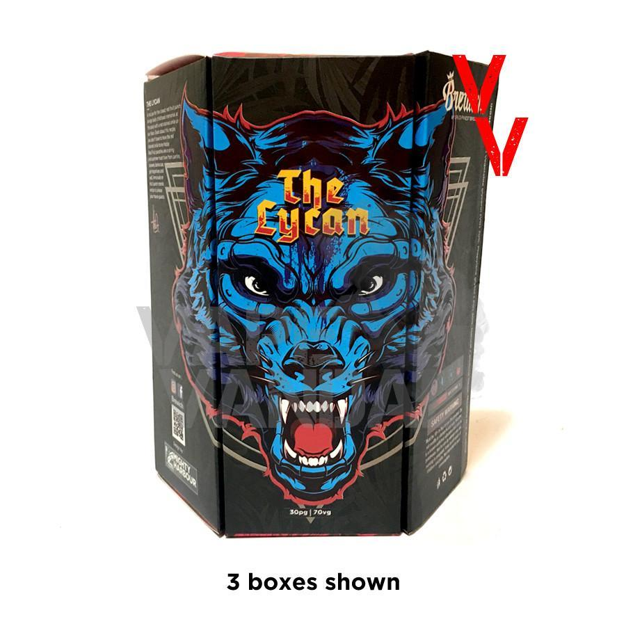 Brewich - (Animals Series) Lycan, The - Vape Vandal - Malaysia's #1 vape e-juice store