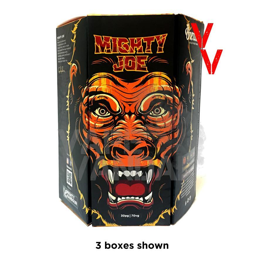 Brewich - (Animals Series) Mighty Joe - Vape Vandal - Malaysia's #1 vape e-juice store