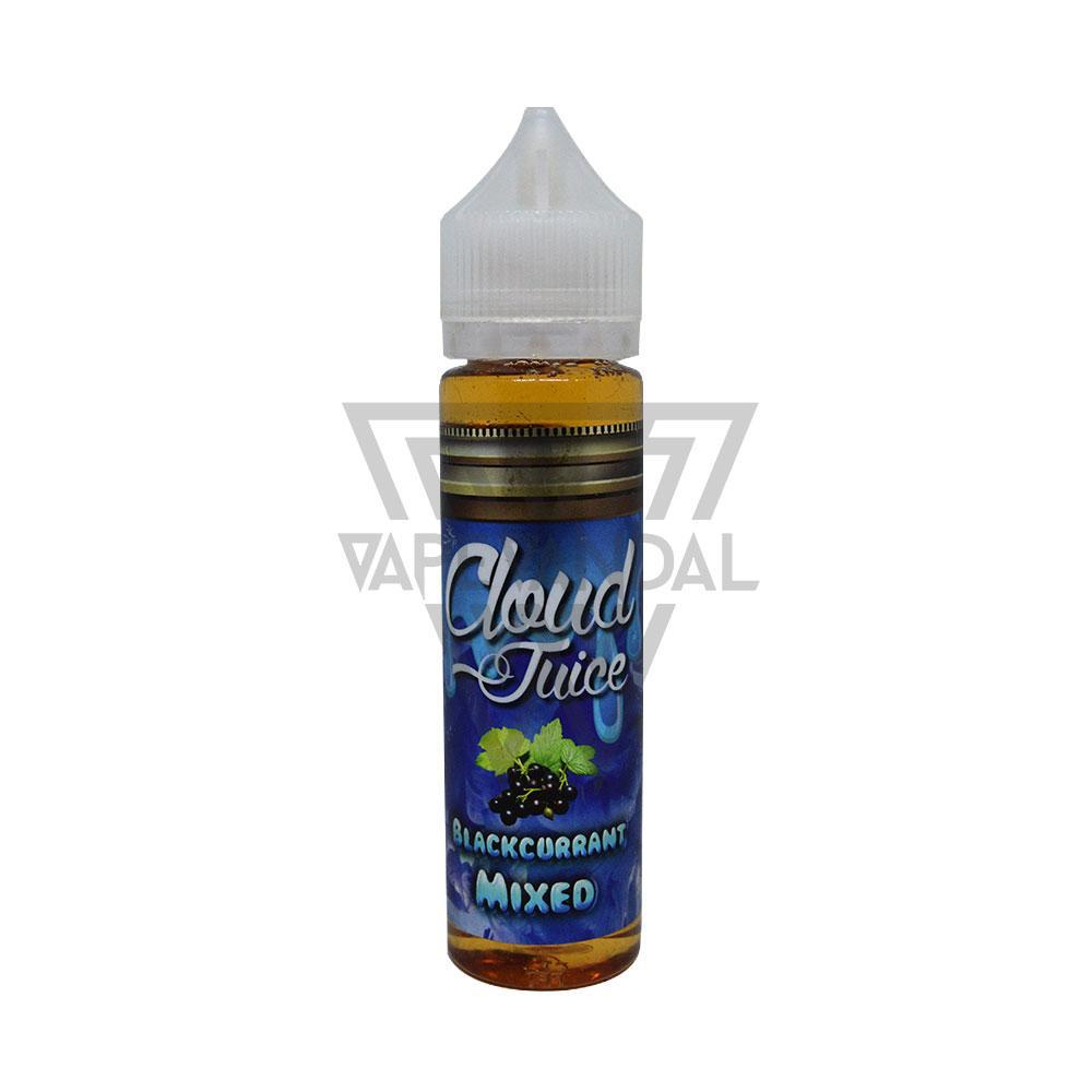Cloud Juice - Blackcurrant Mixed - Vape Vandal - Malaysia's #1 vape e-juice store
