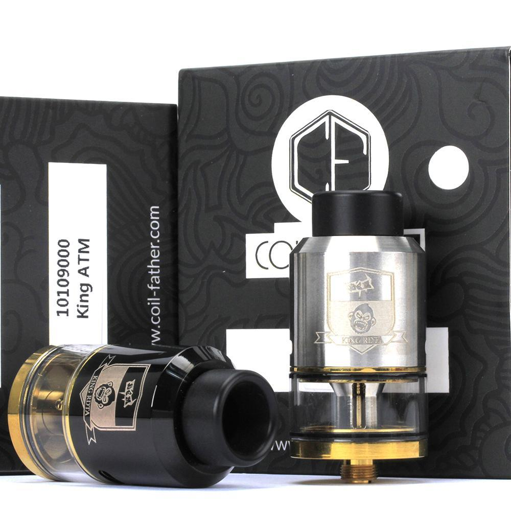 Coil Father - King RDTA Style 810 3.5ml (FREE SHIPPING)