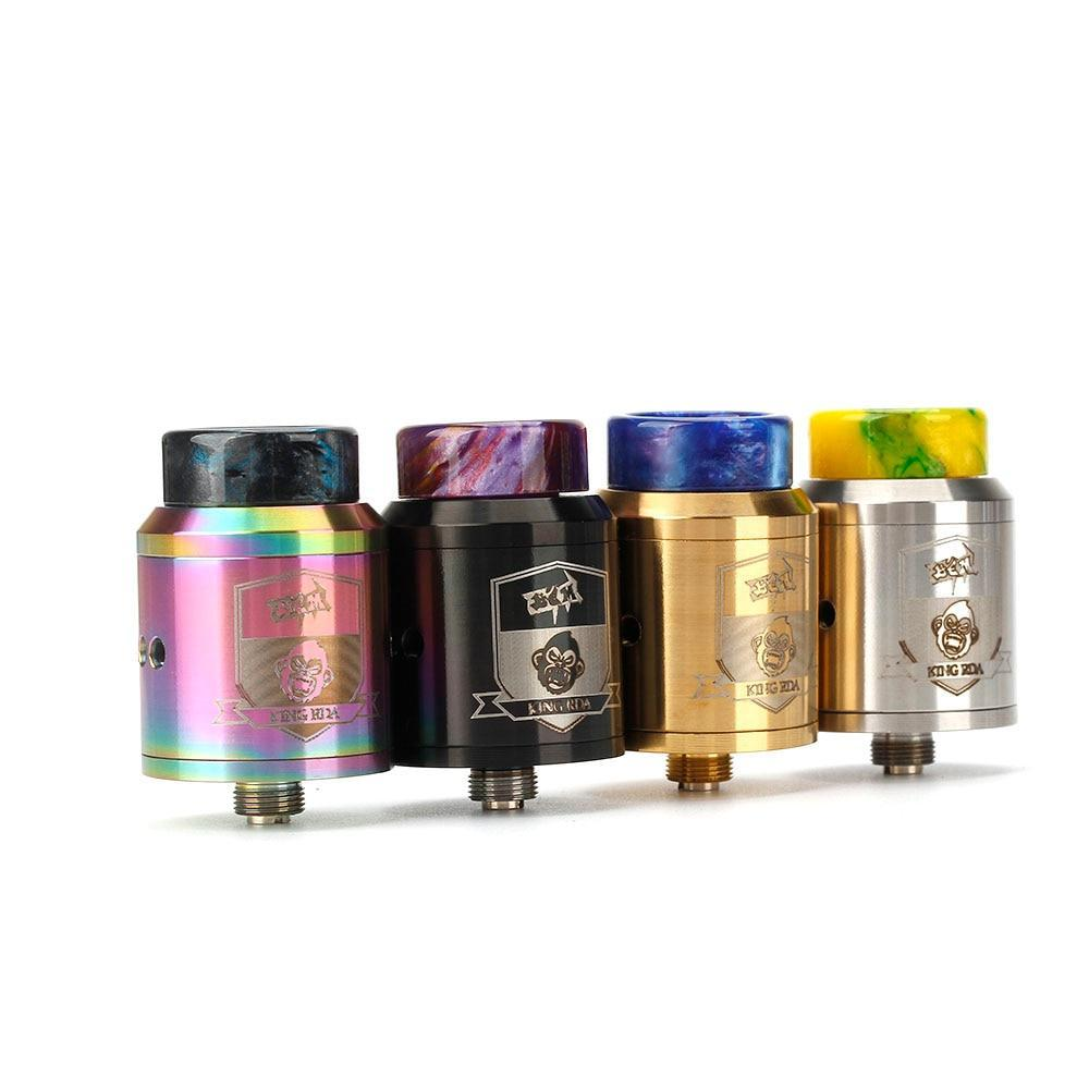 Coil Father Tank Black King Rda Coil Father - King Tank (King/Drop/Type B)  (FREE SHIPPING)