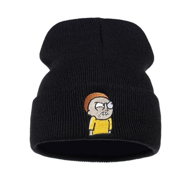 Curated by VV - Rick and Morty Beanies (FREE SHIPPING) - Vape Vandal - Malaysia's #1 vape e-juice store