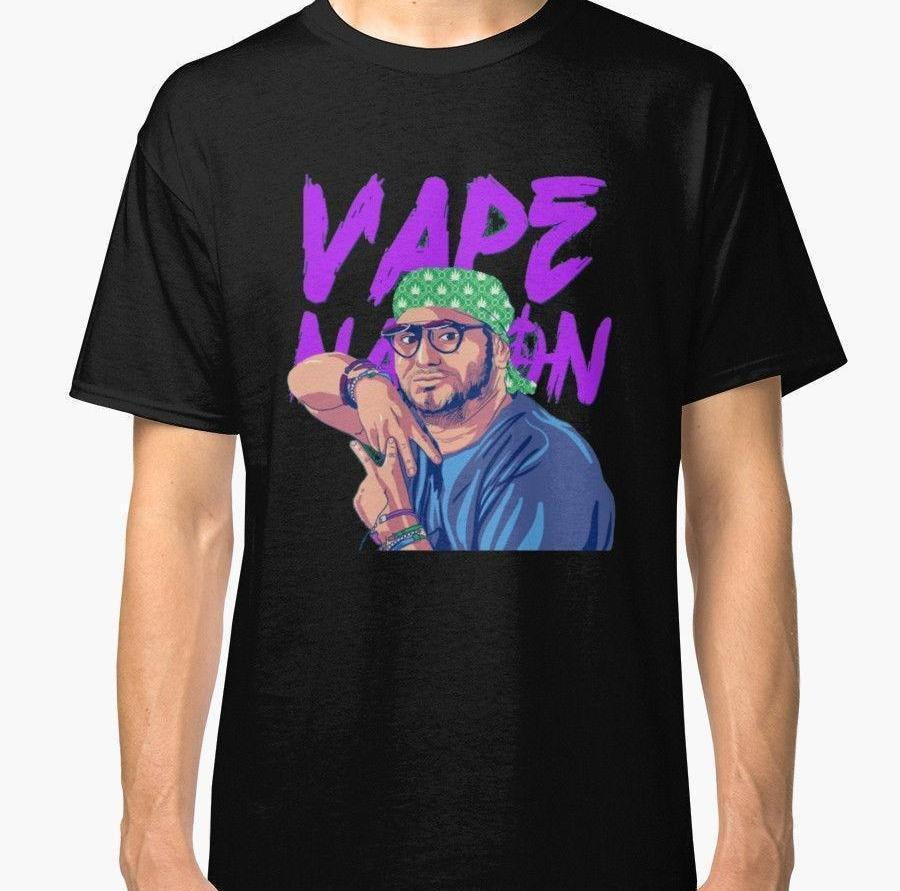 Curated by VV - Vape Nation T-Shirt (FREE SHIPPING) - Vape Vandal - Malaysia's #1 vape e-juice store
