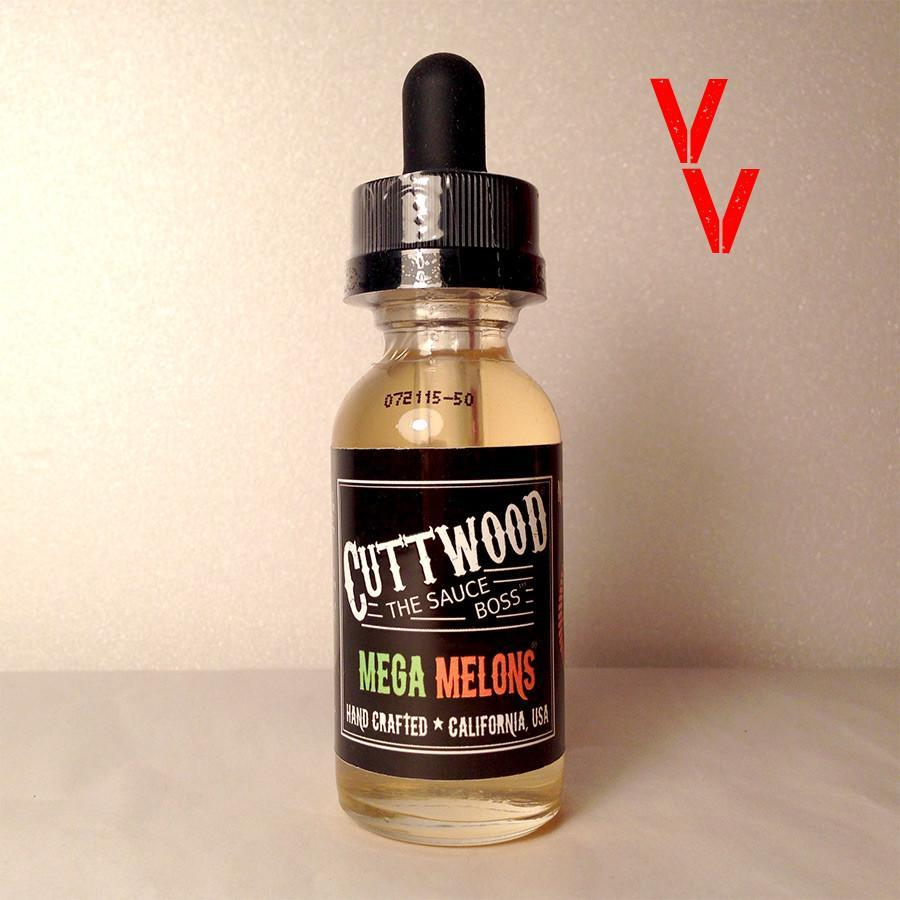 Cuttwood Imported E-Juice (US) Cuttwood (US) - Mega Melons