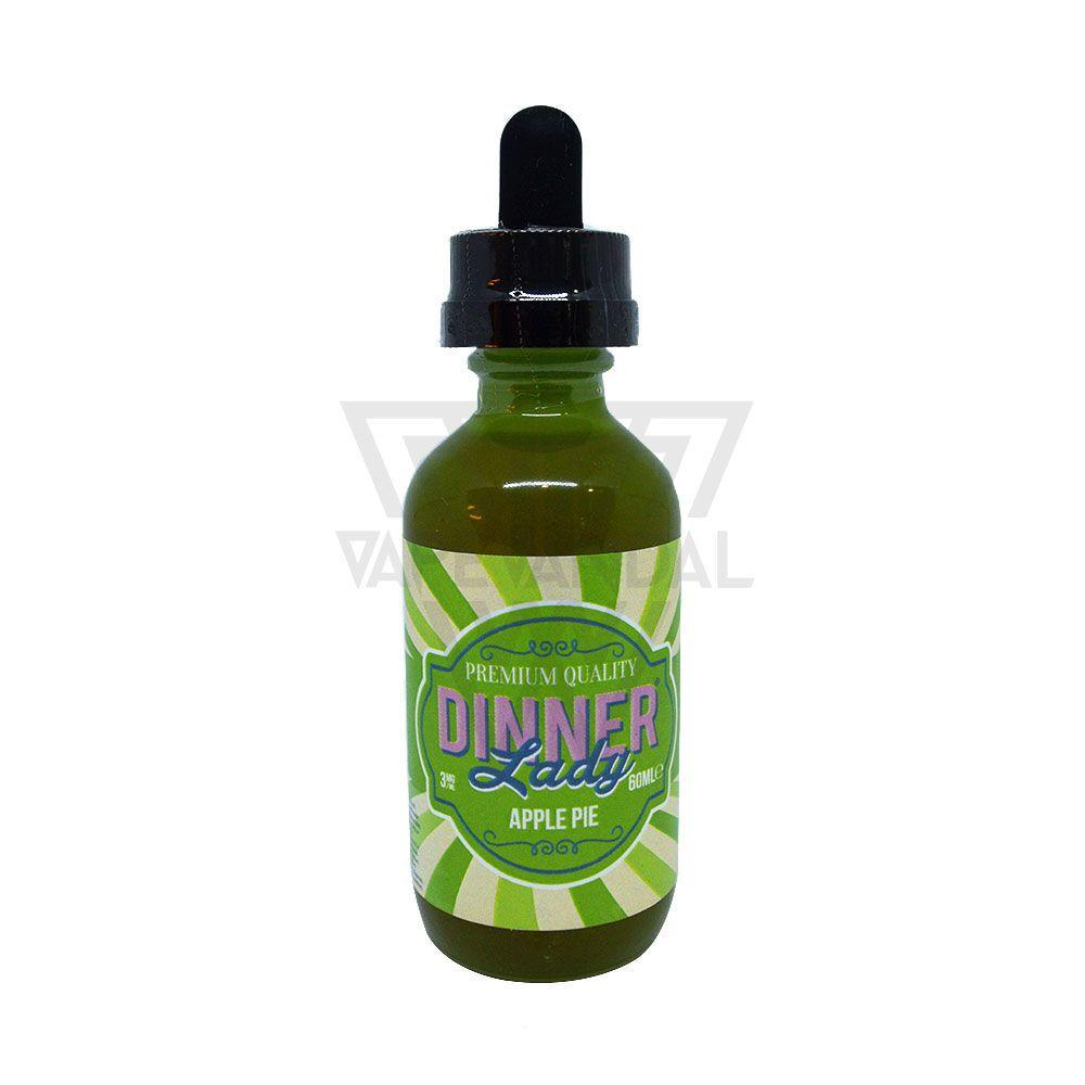 Dinner Lady Imported E-Juice (US) 3mg Dinner Lady - Apple Pie