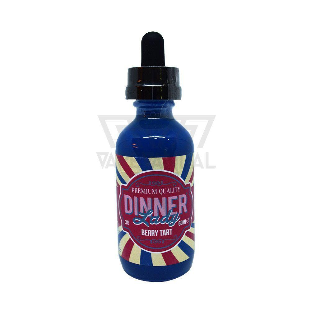 Dinner Lady Imported E-Juice (US) 3mg Dinner Lady - Berry Tart