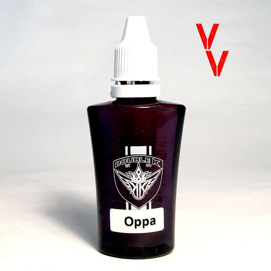 Double K Local E-Juice Double K - Oppa