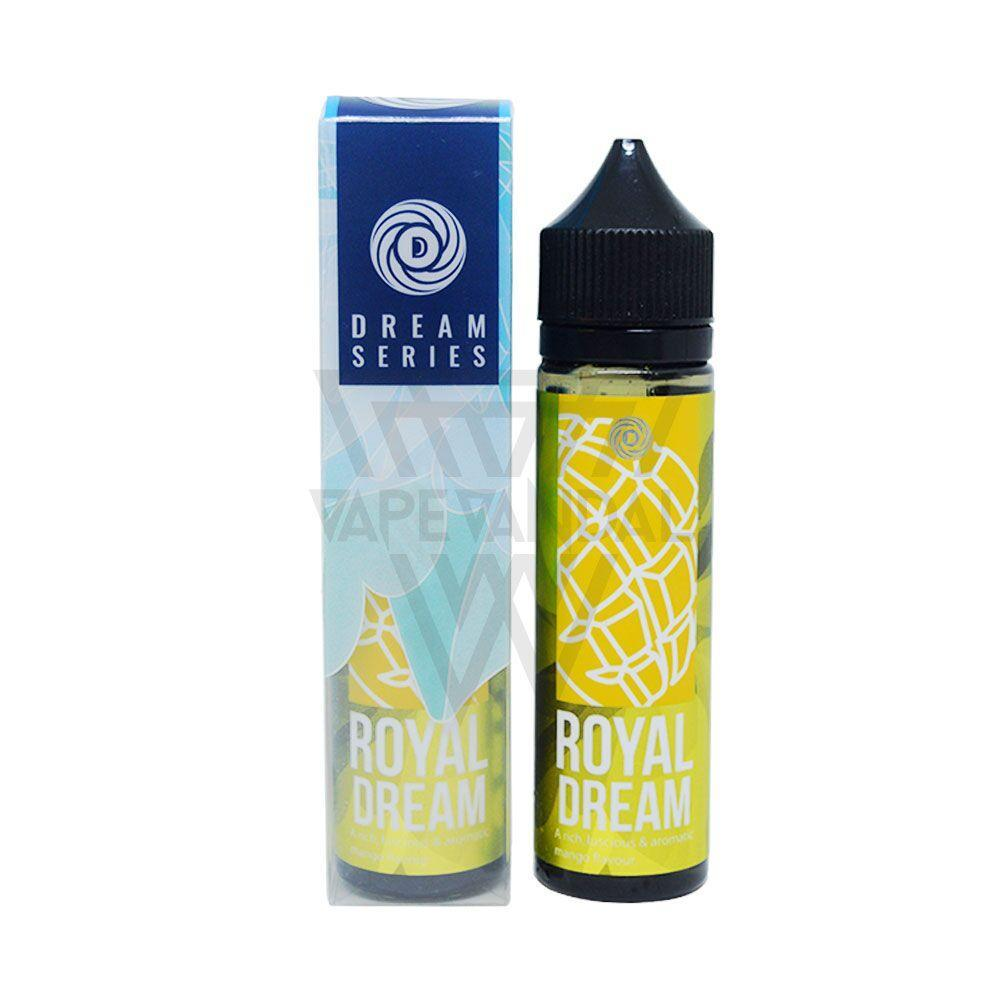 Dream Series - Royal Dream - Vape Vandal - Malaysia's #1 vape e-juice store