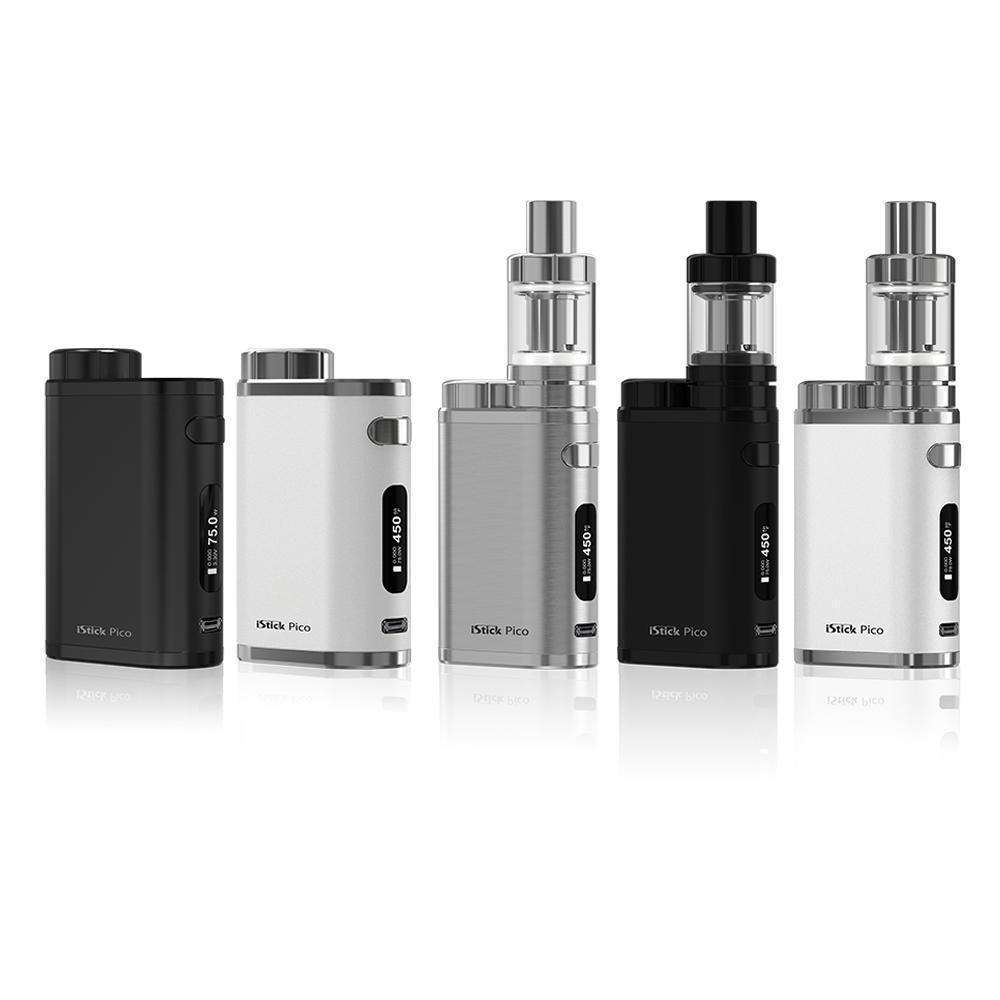 Eleaf Mod Black Mod Eleaf - iStick Pico 75W with MELO III Mini Atomizer Starter Kit (FREE SHIPPING)