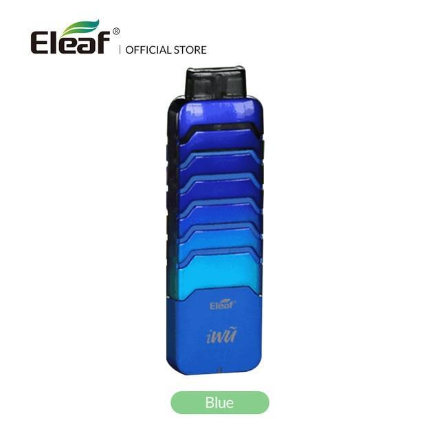 Eleaf Pod Blue / 700mAh Eleaf - iWu Pod Starter Kit (FREE SHIPPING)
