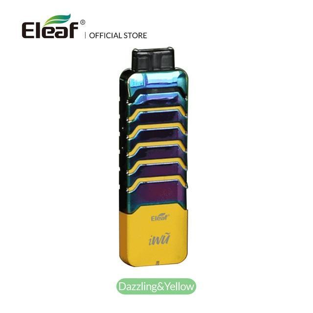 Eleaf Pod Dazzling Yellow / 700mAh Eleaf - iWu Pod Starter Kit (FREE SHIPPING)