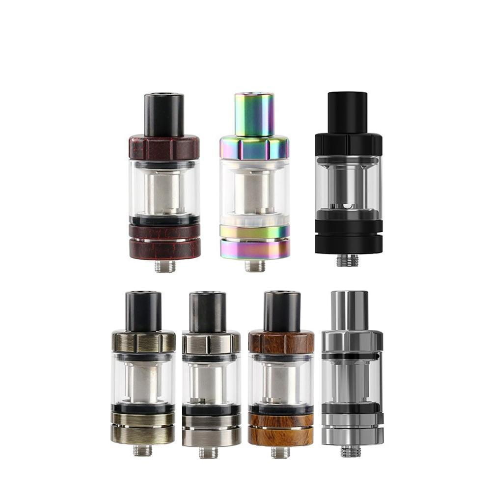 Eleaf Tank Brushed Gunmetal / Melo 3 Mini Atomizer Eleaf - Melo 3 Atomizer (FREE SHIPPING)