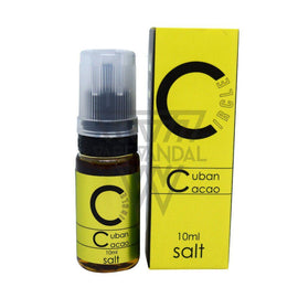 Equal Local Salt Nicotine E-Juice 40mg Circle - Cuban Cacao Salt Nicotine