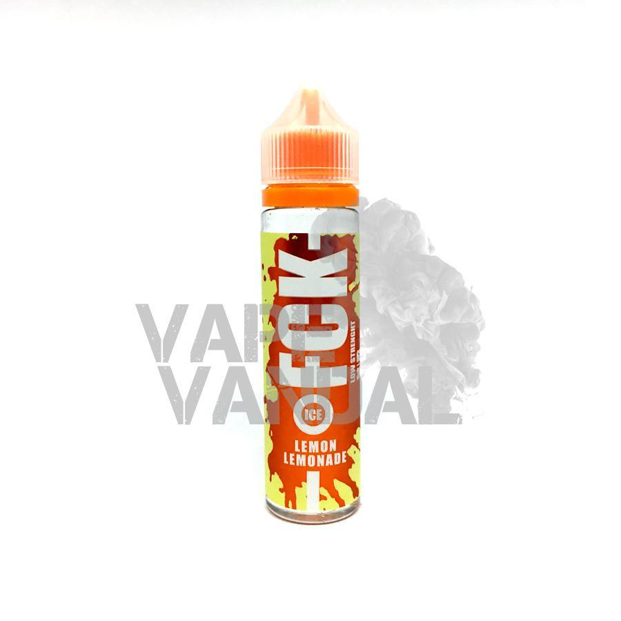 FCK Local E-Juice 3mg FCK - Lemon Lemonade (Ice)
