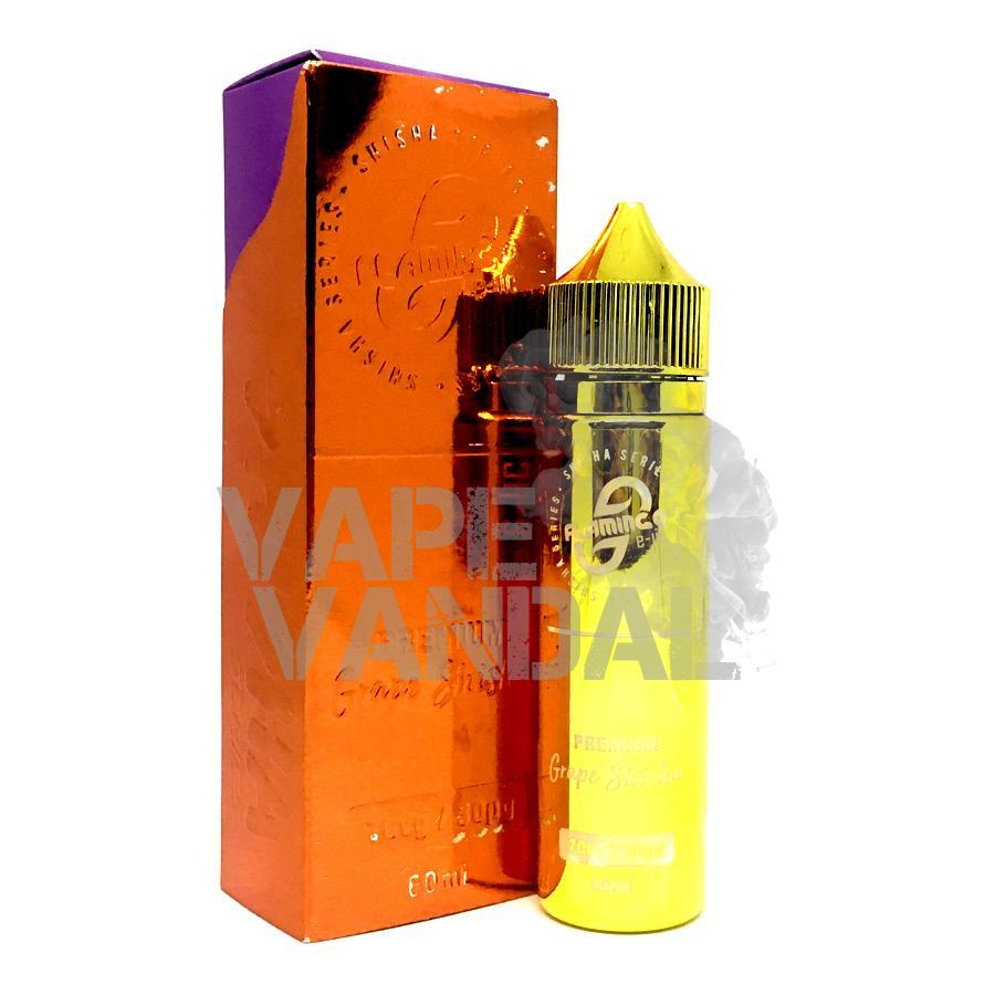 Flamingo Local E-Juice Flamingo - Grape Shisha (Premium)