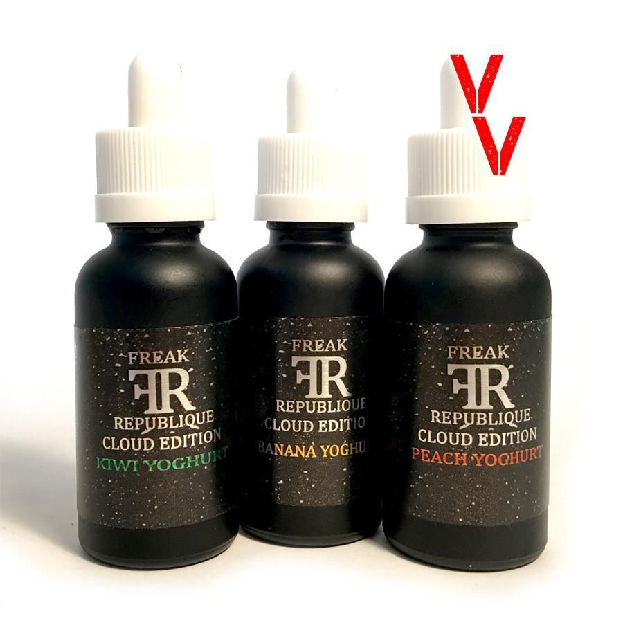 Freak Republique - Sampler bundle (Cloud Edition) - Vape Vandal - Malaysia's #1 vape e-juice store