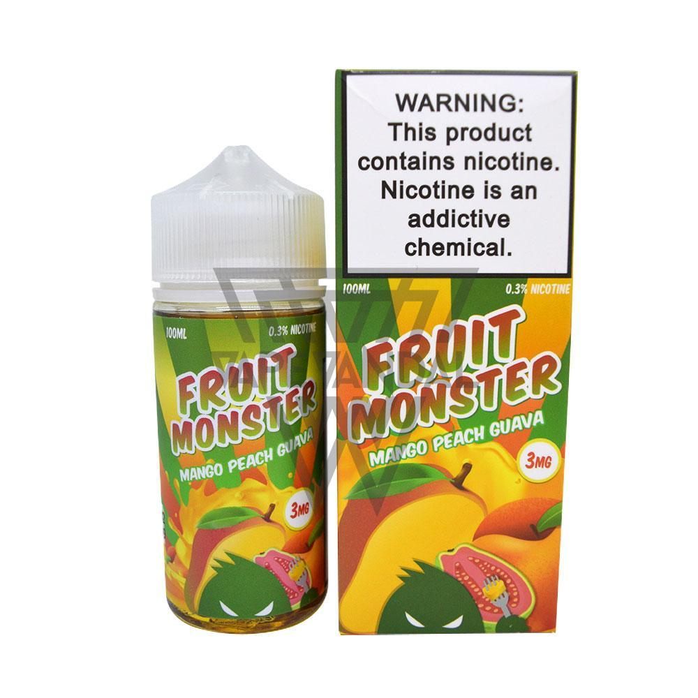 Fruit Monster Imported E-Juice (US) Fruit Monster - Mango Peach Guava