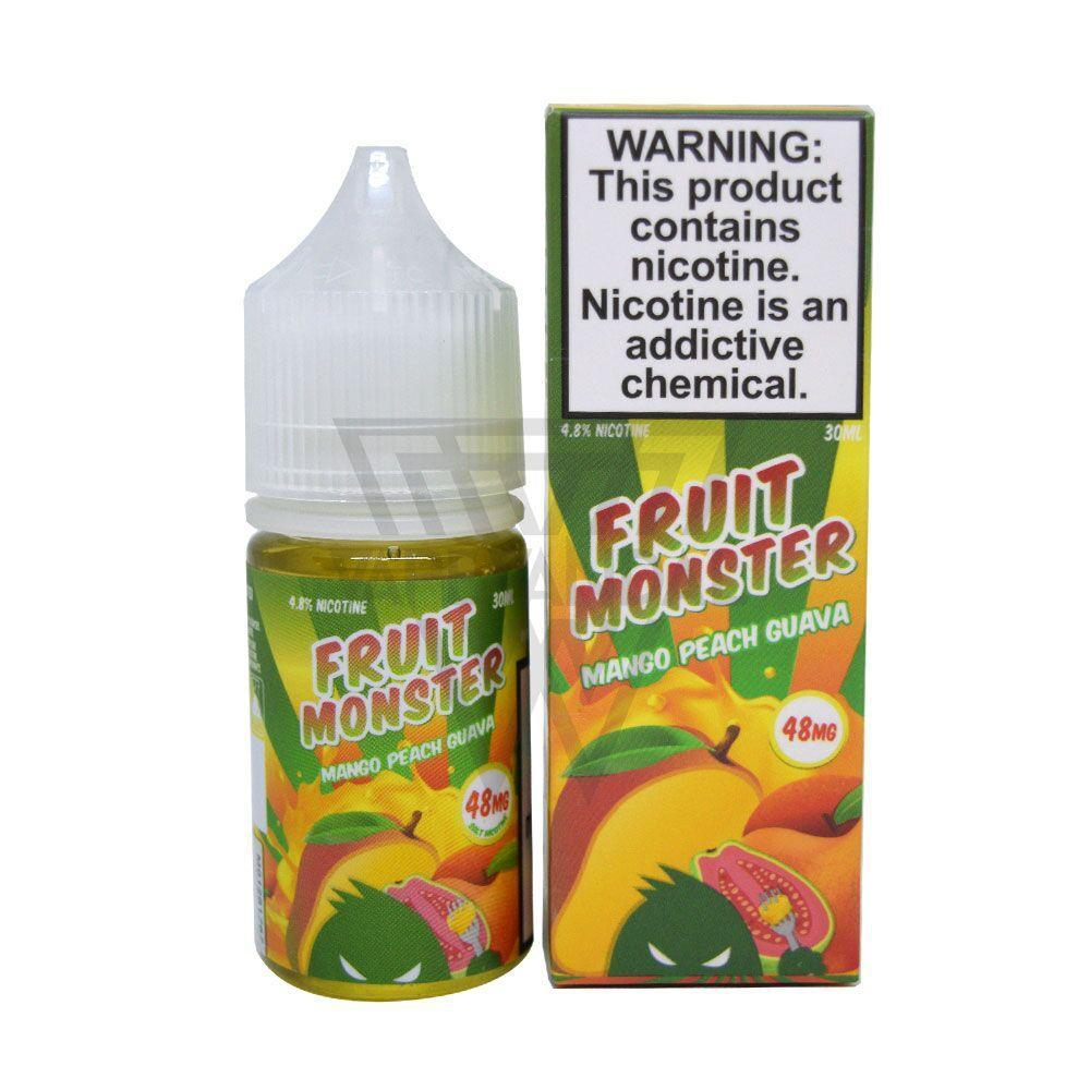 Fruit Monster Imported Salt Nicotine E-Juice (US) Fruit Monster - Mango Peach Guava Salt Nicotine