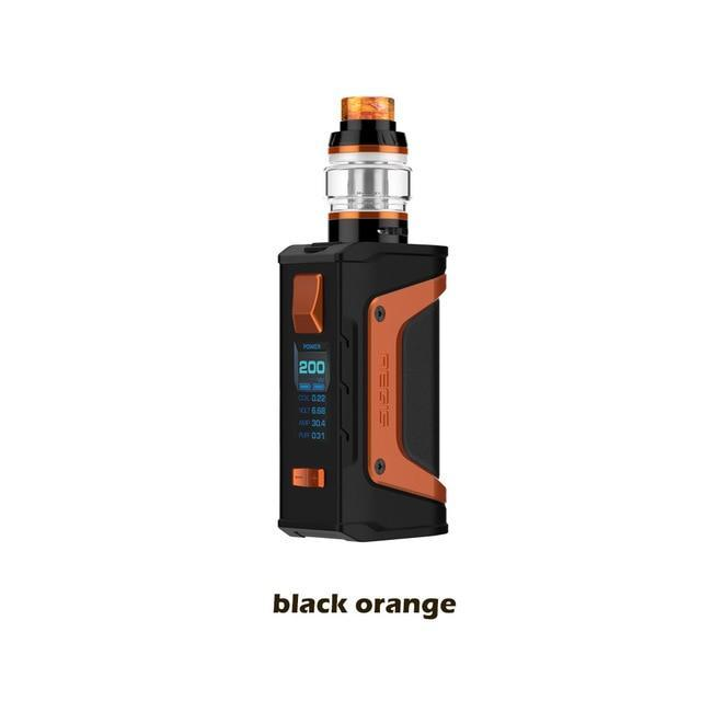 Geek Vape Mod black orange Geek Vape - Aegis Legend Kit (FREE SHIPPING)