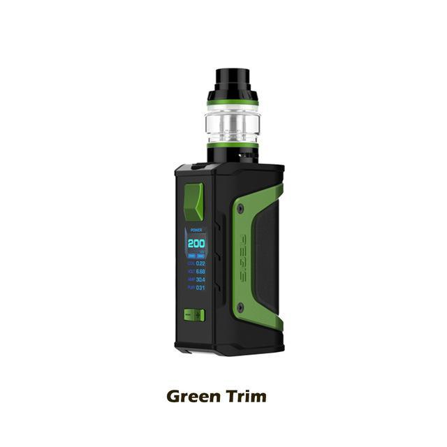 Geek Vape Mod Green Trim Geek Vape - Aegis Legend Kit (FREE SHIPPING)