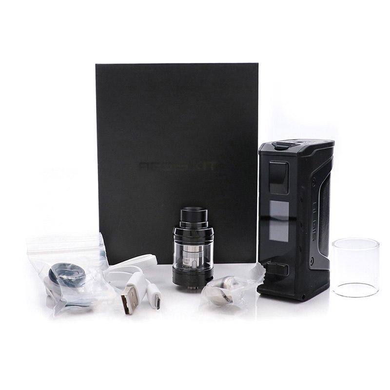 Geek Vape Mod silver Geek Vape - Aegis Legend Kit (FREE SHIPPING)