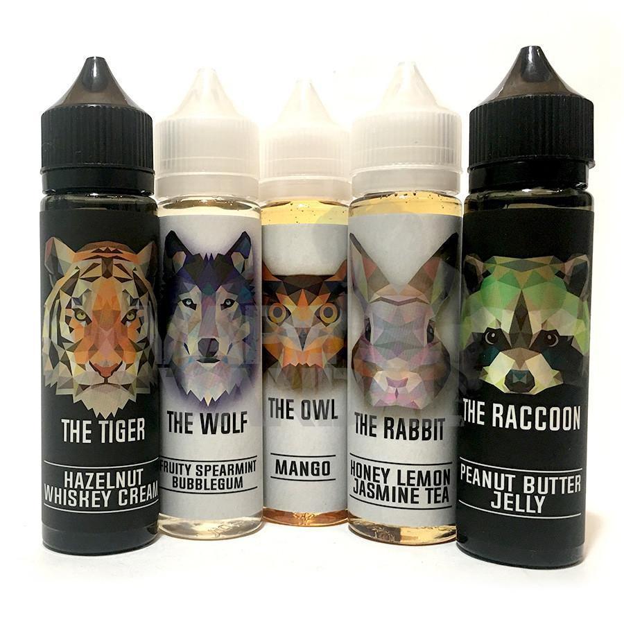 Gravy Local E-Juice 3mg Gravy - Sampler bundle