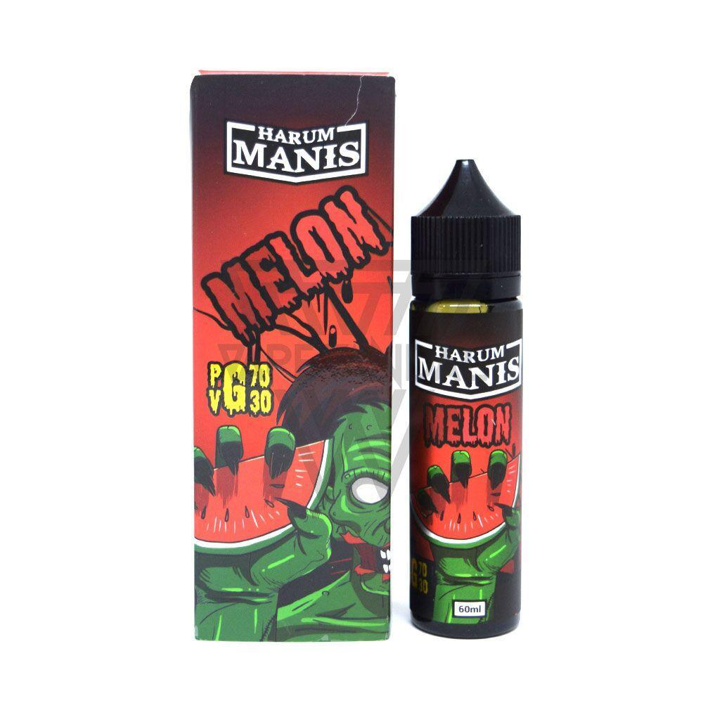 Harum Manis Local E-Juice 3mg Harum Manis - Melon