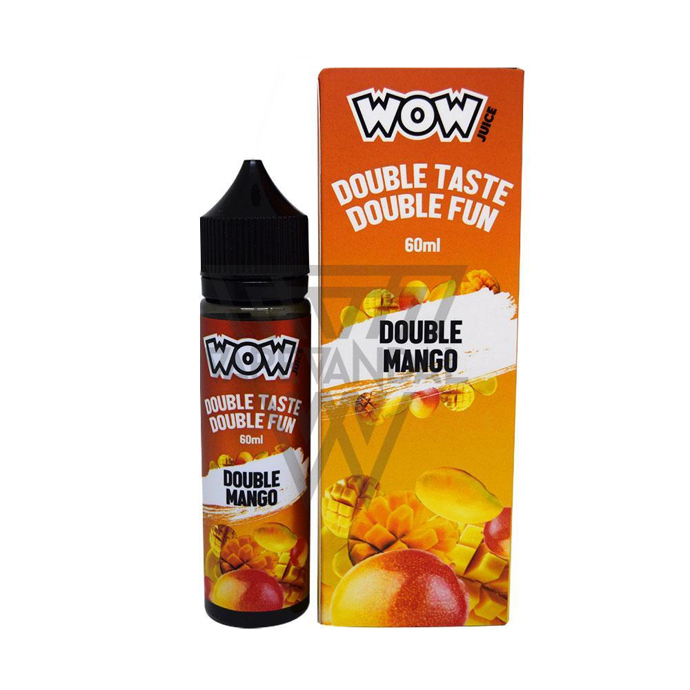 Harum Manis Local E-Juice 3mg Wow Juice - Double Mango