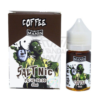 Harum Manis Local Salt Nicotine E-Juice 30mg Harum Manis - Coffee Salt Nicotine