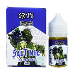Harum Manis Local Salt Nicotine E-Juice 30mg Harum Manis - Grape Salt Nicotine