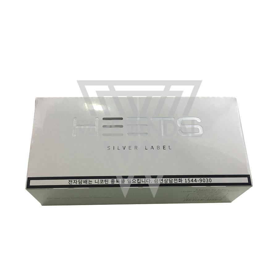 Heets iQOS Heat sticks Japan Heets - Silver Label (iQOS)