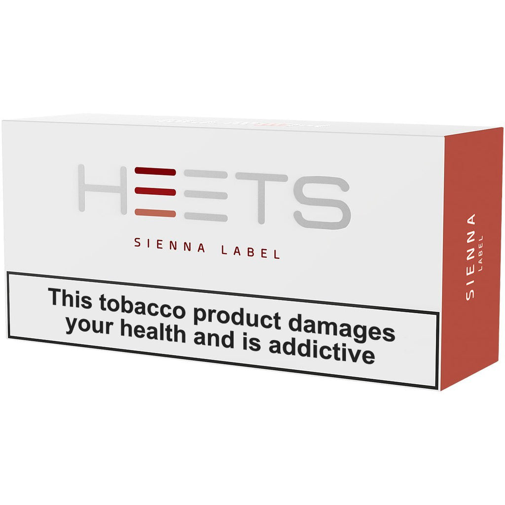 Heets iQOS Heat sticks Malaysia Heets - Sienna Label (iQOS)