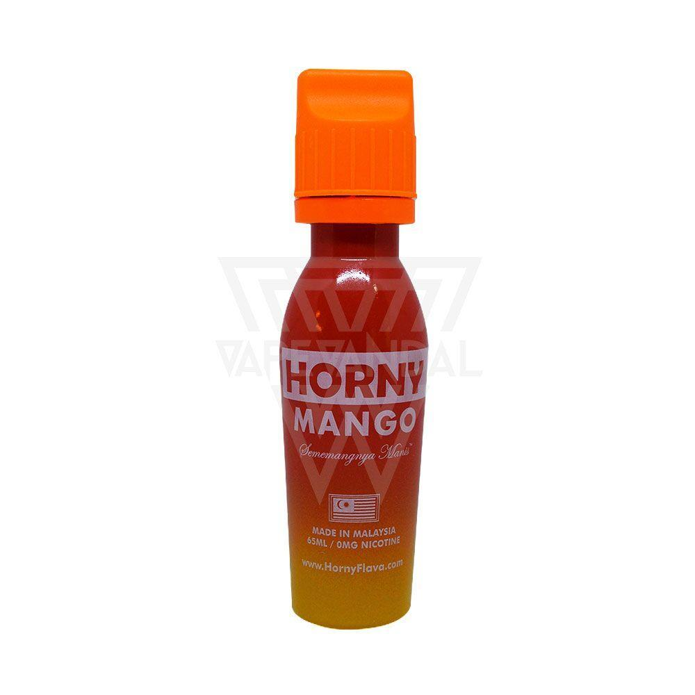 Horny Flava Local E-Juice 6mg 65ml Horny Flava - Horny Mango