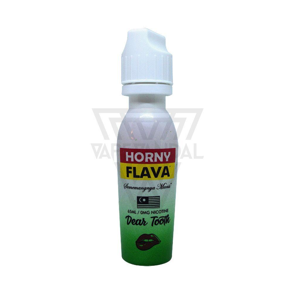 Horny Flava Local E-Juice 6mg Horny Flava - Dear Tooth