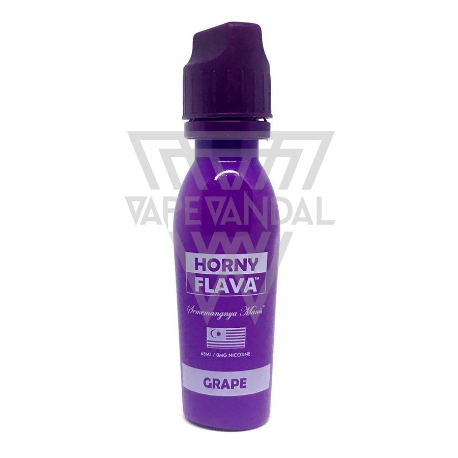 Horny Flava Local E-Juice 6mg Horny Flava - Horny Grape