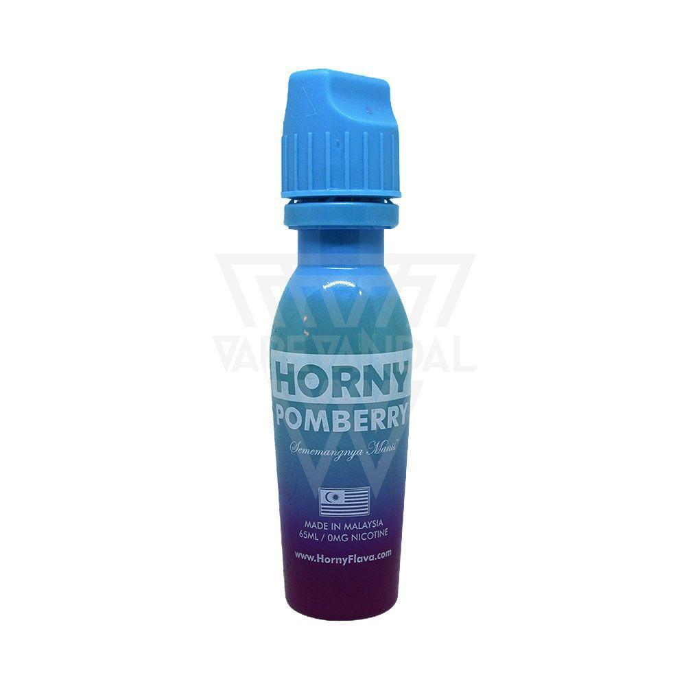 Horny Flava Local E-Juice 6mg Horny Flava - Pomberry