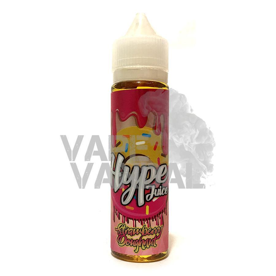 Hype Juice Local E-Juice Hype Juice - Strawberry Doughnut