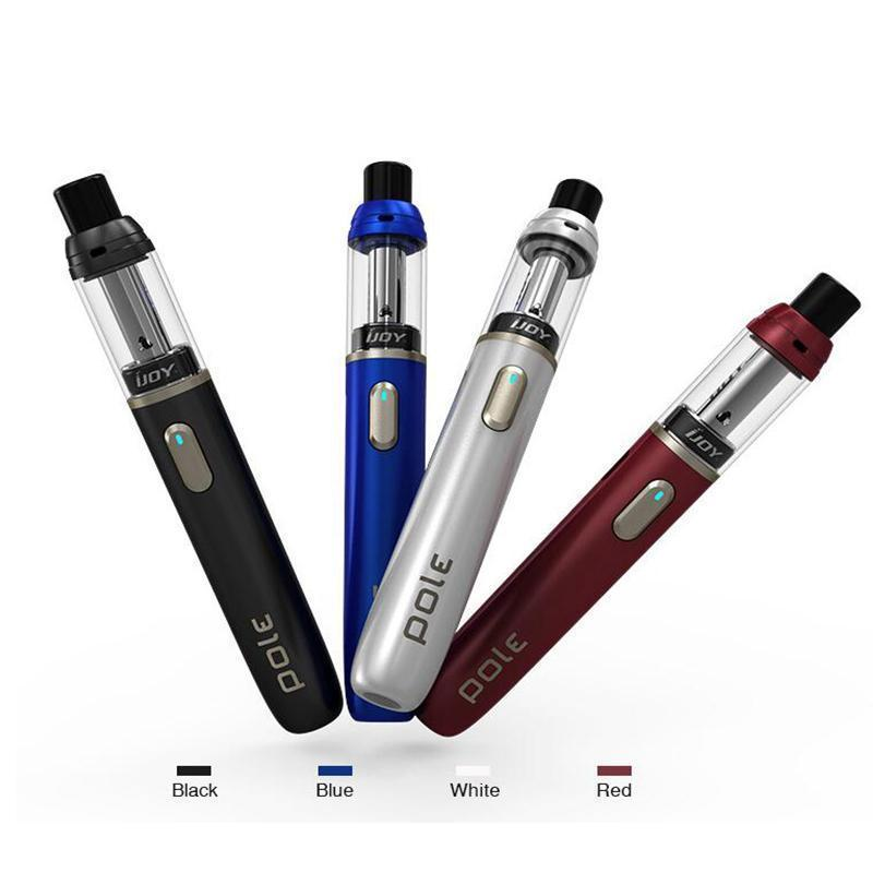iJoy Pod WHITE / Russian Federation iJoy - Pole 15W Pod Starter Kit (FREE SHIPPING)