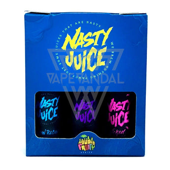 Nasty Juice - Double Fruity Series Sample Pack