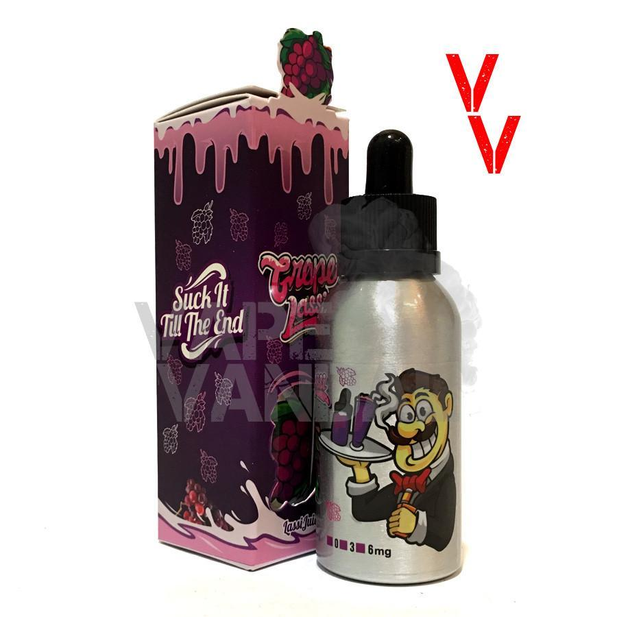 Juice Republik Local E-Juice 6mg Juice Republik - Grape Lassi 50ml