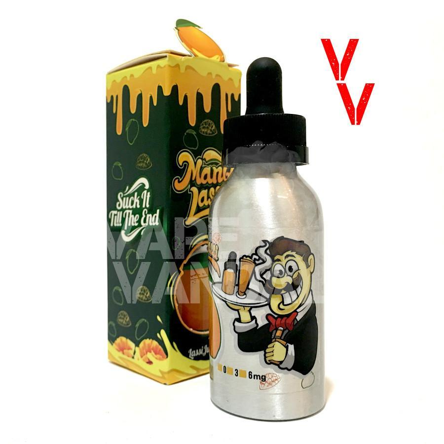 Juice Republik Local E-Juice 6mg Juice Republik - Mango Lassi 50ml