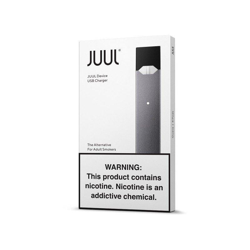 Juul Pod Ceramic Black Juul - Basic Starter Kit