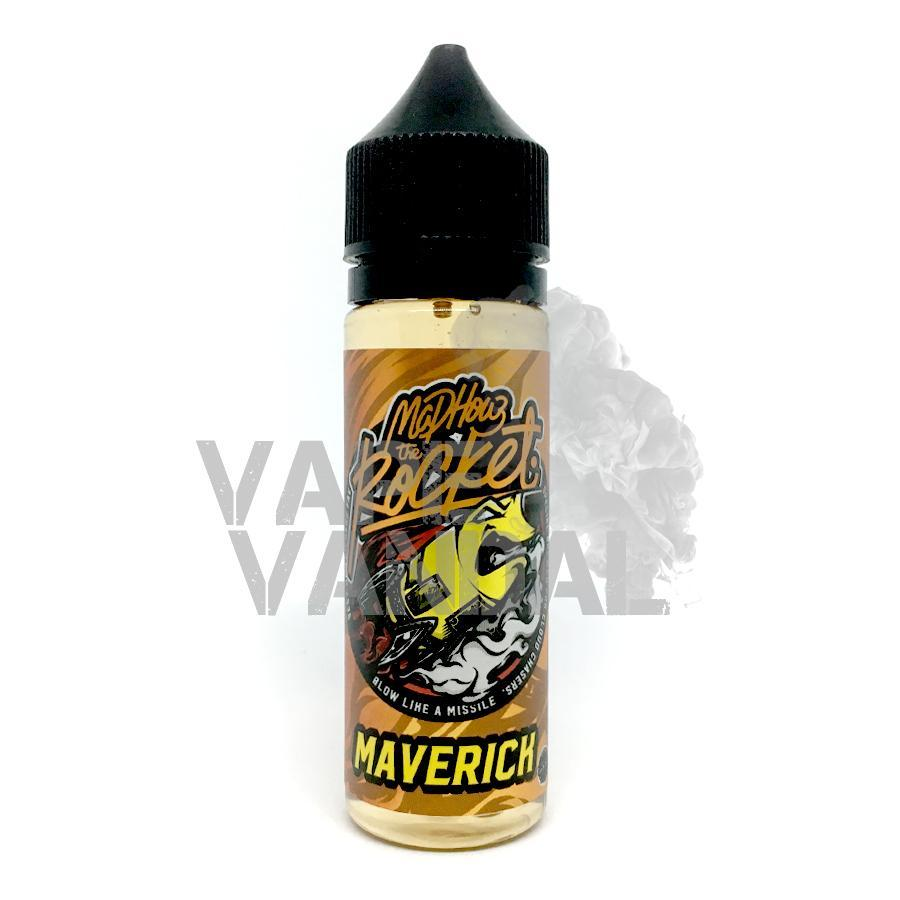 The Rocket (by MadHouz) - Maverick (Spicy Mango) - Vape Vandal - Malaysia's #1 vape e-juice store