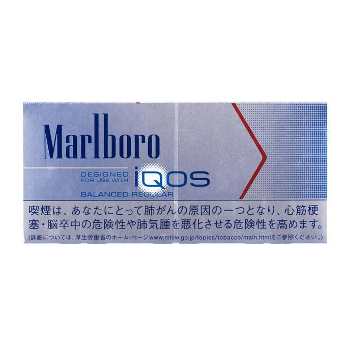 Marlboro iQOS Heat sticks Marlboro - Balanced Regular (iQOS)