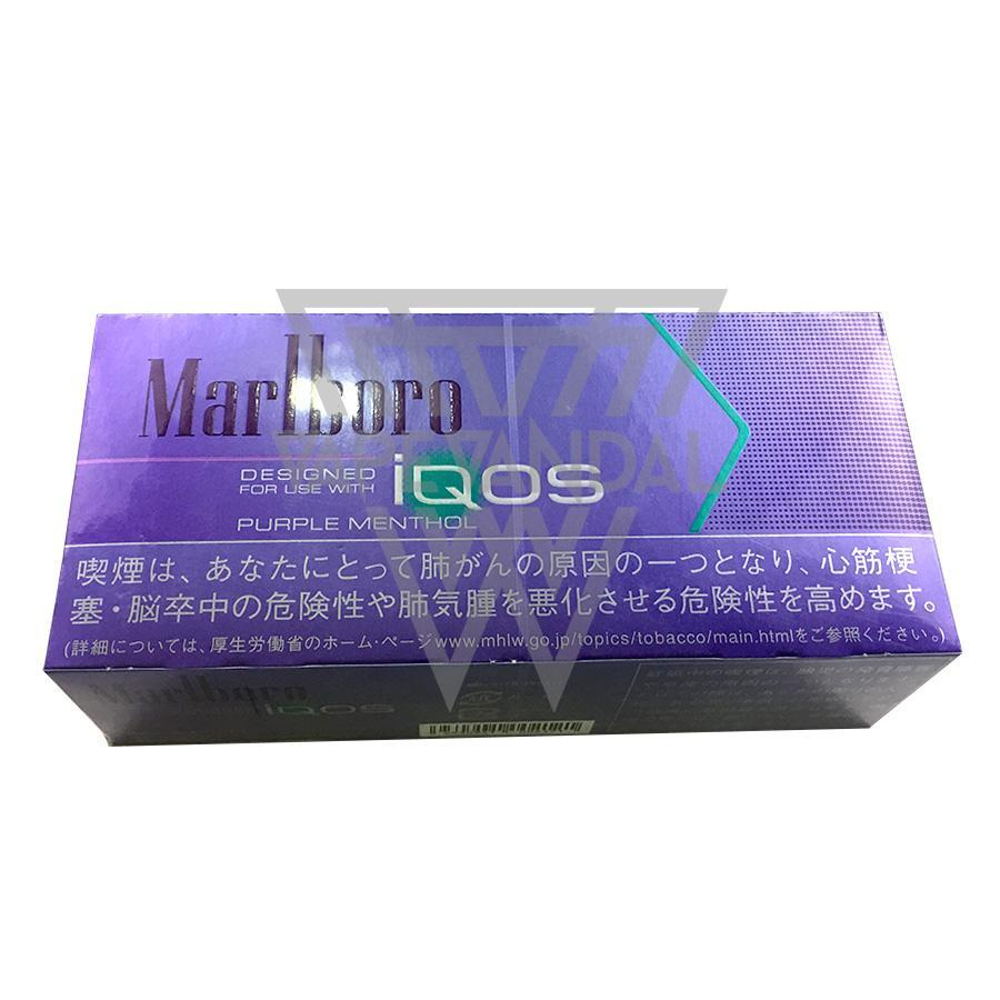 Marlboro iQOS Heat sticks Marlboro - Purple Menthol (iQOS)